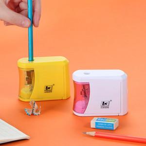 Taille-crayon électrique, qualité supérieure Sharpener, les déconnexions accidentelles Ouvertures, Taille compacte pour Crayon cas et poste de travail