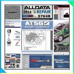 2020 핫 ALLDATA 소프트웨어 ALLDATA 10.53 MIT // 첼 OD 2015 자동 복구 소프트웨어 생생한 워크숍 atsg elsawin6.0 50in1tb 하드 디스크