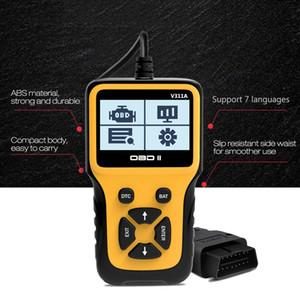 V311A OBD2 Code Reader Scanner Car Diagnostic Tool Automotive Engine Light Check diagnostic