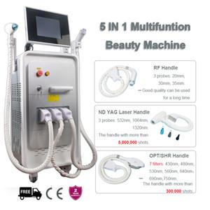 Le nouvel équipement de elight Elight (IPL + RF) Rajeunissement de la peau ipl machines épilation laser elight peau périphérique Rajeunissement