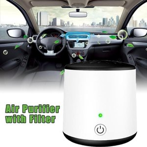 1Set Portable Car Air Purifier Useful Freshener Odor Eliminator Air Cleaning Remover Bacteria Preventing USB Car Cabine