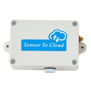 Промышленные ВГД Devices аналоговой 4-20 м / 0- ВГДЫ Sensor Поддержка Modbus RTU через TCP 3G связь