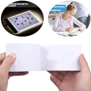 Blank Flip Book Paper with Holes 240 Sheets Flipbook Animation Paper Business Cards Word Card Message Card with screws