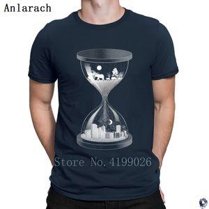 Evolutions time T Shirtss Customize 100% Summer Style Costume tshirt for men slogan Tee tops Classical Anlarach Kawaii