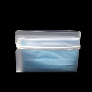 2020 NEW Dust Mask Storage Bags Workplace Folder Foldable Safety Supplies Security Protection Travel Outdoor Portable Bags Hot Sell