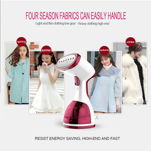 Freeshippin Garment Steamers Clothes Mini Steam Iron Handheld dry Cleaning Brush Clothes Household Appliance Portable Travel 220V EU plug