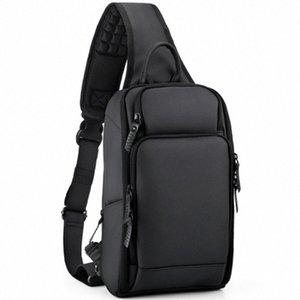 Multifunction Mens Shoulder Bag Anti Theft Crossbody Bags For Men USB Port Shoulder Messenger Bag xEyH#