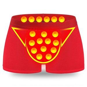 Britische Schweiß 26 Stücke Magnetfeldtherapie Gesundheitsversorgung atmungs Höschen Sporthose-Unterhosen für Männer Boxerschlüpfer schnelle Live heiß produ