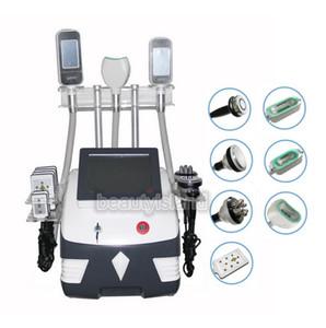 5 Cryo Cryolipolysis Handles Fat Freezing cryo body contour slimming Machine vacuum slimming beauty equipment