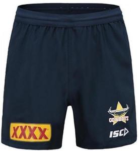 North Queensland Cowboys 2020 Formación Pantalones cortos Tamaño: S - 3XL-5XL NSW BLUES Parramatta Eels WESTS TIGRES Queensland MAROONS Brisbane Broncos