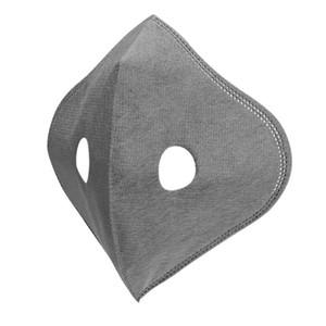 사이클링 마스크 필터 내부 방광을 제거하고 자전거 장비 ZCGY10 피팅 라이브 탄소 필터로 안감을 세척 할 수 있습니다