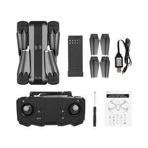 4K HD Dual Kamerası 5G WiFi FPV Drone RTF RC Quadcopter Helikopter Profesyonel quadrocopter T191105 ile SG706 Drone
