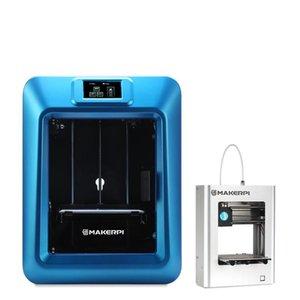 MakerPi Istruzione per il desktop 3D Printer chiuso l'incisione del laser FDM stampatrice Get Mini 3D Printer gratis