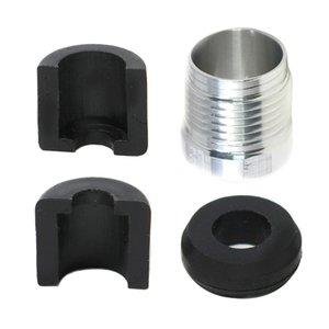 Рулевое управление Reverse алюминиевых заготовок тросиком Гайка + Резина Grommet Для SeaDoo