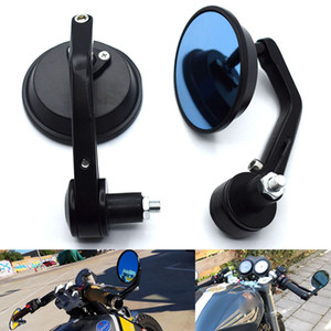 "Universal 7 8 ""Motorcycle Rearview Mirror Handle Rod End Mirror for Honda CBR600RR CBR900RR CBR954RR CBR929RR CBR1000RR CBR893RR"