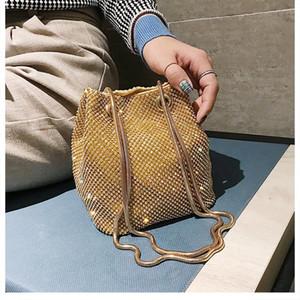 Designer-New Style Bucket cordonnet Sacs Femmes porte-monnaie Sacs fourre-tout en cuir classique Messenger Bag Retro Bolsas De Marca Bolsos Maizi / 11