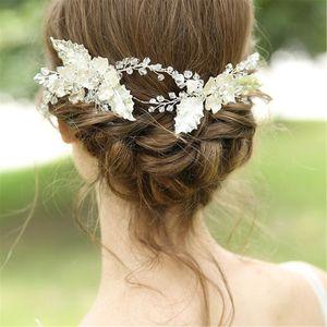 Beautiful Bride Headwear Environmental Protection Alloy Manual Marry Ornaments Original Design Wedding Dress Accessories New