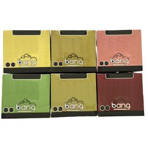 Новые одноразовые Vape Банг XL Xtra 16 Цвет Одноразовые устройства Pod Предварительно заполненные 2мл картриджа 450mAh Аккумулятор 600 пуфы Vape Pen взрыва XXL XXTRA
