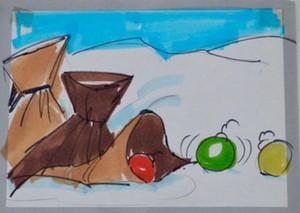 Dr Seuss Comment le Grinch Home Décor peint à la main HD Imprimer Peinture à l'huile sur toile mur toile Photos 200812