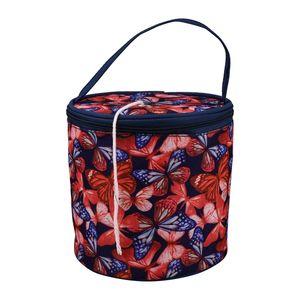 Startseite Tägliche Aufbewahrungstasche Wollgarn Crochet Nähnadel Hand Weaving Werkzeug Tote Oxford Cloth Material Leicht Leicht zu War