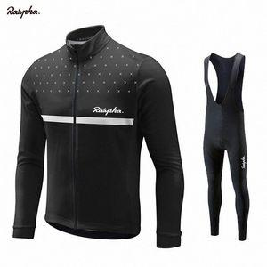 Ralvpha Maillot cyclisme 2019 Printemps / Automne Cyclisme Vêtements Ropa Ciclismo respirante Hommes Maillots PRO TEAM FORMATION JERSEY vmSx # de