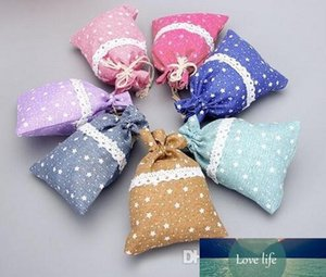 High-grade Linen Cloth Jewelry Gift Pouch Candy Bag Plaything Small Goods Drawstring Storage Bags free shipping