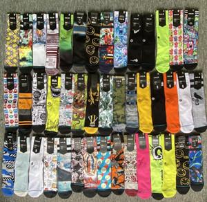 postura impressos Toalha grafite Board skate toalha de fundo meias de basquete padrão Basketball colorido meias GqlFZ tubo