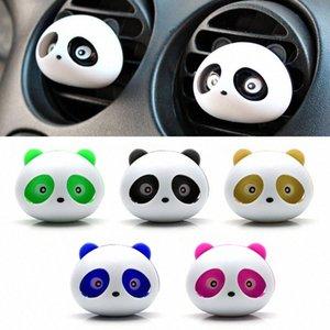 LEEPEE Auto Care автомобиль вентиляционного освежитель автомобиль духи интерьер Cute Panda освежитель воздух oZxs #