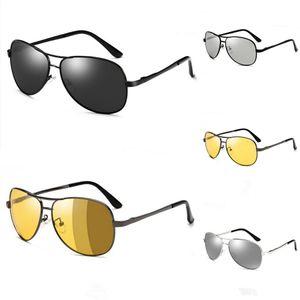 Frete grátis Hot T8200497 Big Diamante Sunglasses Men Preto chifre de búfalo Glasses Frame Size: 57-18-140Mm piloto óculos de sol UV400 Driving # 446