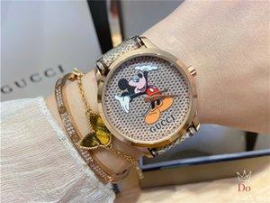 Горячие продажи высокого класса роскошные часы для мужчин и женщин, дамы случайные часы, женские часы