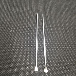 Wholesale Dabber Mini Tool 80mm for Wax Pen Dab Nail Oil Atomizer Stainless Steel Nail Dry Herb Vaporizer Pen enail Kit