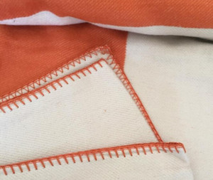 편지 담요 소프트 울 스카프 목도리 휴대용 따뜻한 격자 무늬 소파 베드 양털 봄 가을 여성 던져 담요