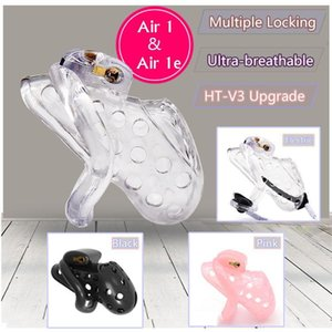 Venting Fashion Air Kidding Design Penis (Electric) 1 Air Cock Device Male 1 Toys Sex Adult Hole Zone New Chastity Rings E+ Mfgls