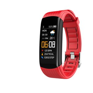New smart bracelet watch sports pedometer message push heart rate blood pressure blood oxygen monitoring smart bracelet