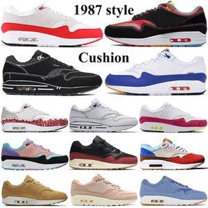87s di alta qualità Scarpe da corsa anniversario Red Royal Chinatown di New York 1987 cuscino stile delle scarpe da tennis di Time Capsule pacchetto Tinker scarpe da tennis bianche