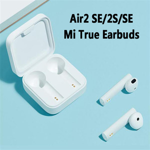 NUEVA Xiaomi Aire2 SE inalámbrica Bluetooth para auriculares TWS Mi verdadero Auriculares de AirDots Pro 2SE 2S SE SBC AAC síncrono Enlace Touch Control /
