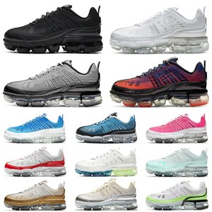 nike air vapormax 360 shoes scarpe da corsa uomo donna Varsity Royal Triple Bianco Nero Iridescente Magic Hyper Pink Cream scarpe da ginnastica da uomo sneakers sportive da esterno