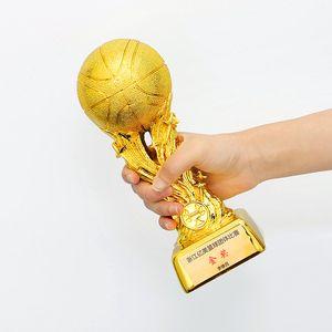 Basketbol turnuvası kupa özelleştirme basketbol Şampiyonu Kupa Basketbol Şampiyonası Altın Trophy reçine Trophys hatıra