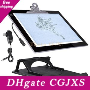 Lumières exposition Led lumineuse d'affichage Booth 14 4 0,5 Watts Led Tracing Conseil Stencil Dimmable