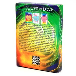 Card Familien Aktivierung Tarot Deck-Playing Game Power Board Partei Ootdty Karten Divination Love The 44 Oracle qylpmJ network2010