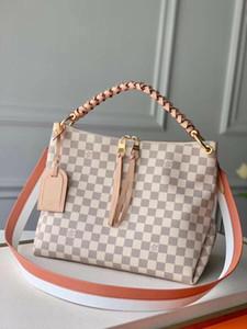 2021 NUEVO Cassic N55090 size25..21..15cm moda mochila mujer los hombres mejor bolso de las señoras bandolera essenger Crossbody de Shiping