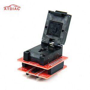Adattatore BGA48 Con 1.8V TSOP48 BGA63 Base Boad Per NAND TL866II PLUS TL866A TL866CS Flash Programmer REL0 #