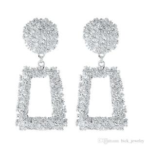 Pearl Long Tassel Luxury Stud Designer Earrings Women Fashion Hoop Earrings Jewelry Accessories for Party Wedding Gift Promotion