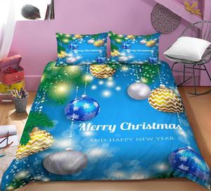 Cute Edredones Niños Cartoon Snowmen Bedding Set for Baby Kids Children Crib Duvet Cover Set Pillowcase Christmas Quilt Cover