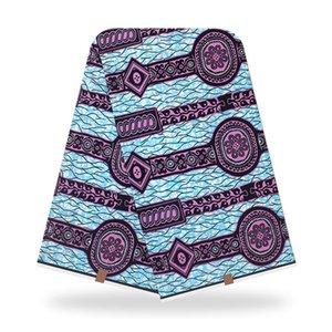 Blesing tejido 2020 de alta calidad cera tejido tela cera nuevo 100% algodón tejido cera de impresión original africano africano