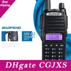 Baofeng UV -82 Walkie Talkie UV 82 Taşınabilir Radyo Cb Ham Radyo VHF UHF Dual Bant Uv82 Radyo İki -Way Transceiver
