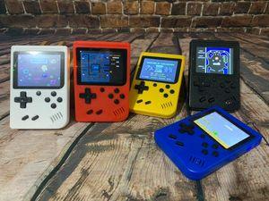 Mini Game console portatile Retro Portable Video Game Console in grado di memorizzare 400 sup giochi a 8 bit 3.0 pollici LCD colorato Cradle design