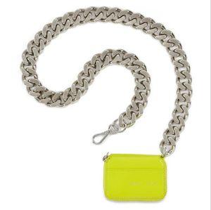 2020 sac à main de luxe Womens sac à bandoulière Sacs à main Sacs Femme de Crossbody PU cuir Messenger Sac Kara poches chaîne épais