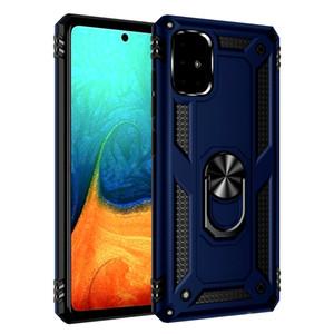 La caja del teléfono a prueba de golpes para Iphone 11 Pro Max Xr 8 7 6 6s Plus Plus X X Max con el soporte Defensor Militray grado Nota 10 Cubierta protectora 200pc