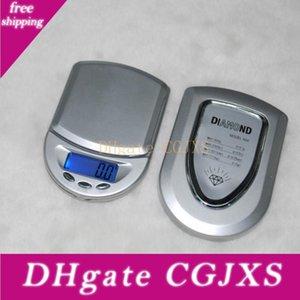Equilíbrio peso balanças digitais Mini bolso Escala Jóias Ferramenta 200g X 0 .01g